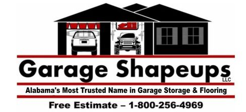 GARAGE SHAPEUPS, LLC - GARAGE FLOORING